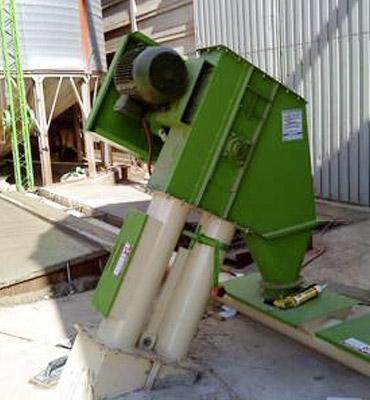 Extractor para Tolvas